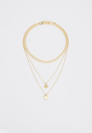 ONLDAISY NECKLACE 2 PACK - Necklace - gold-coloured
