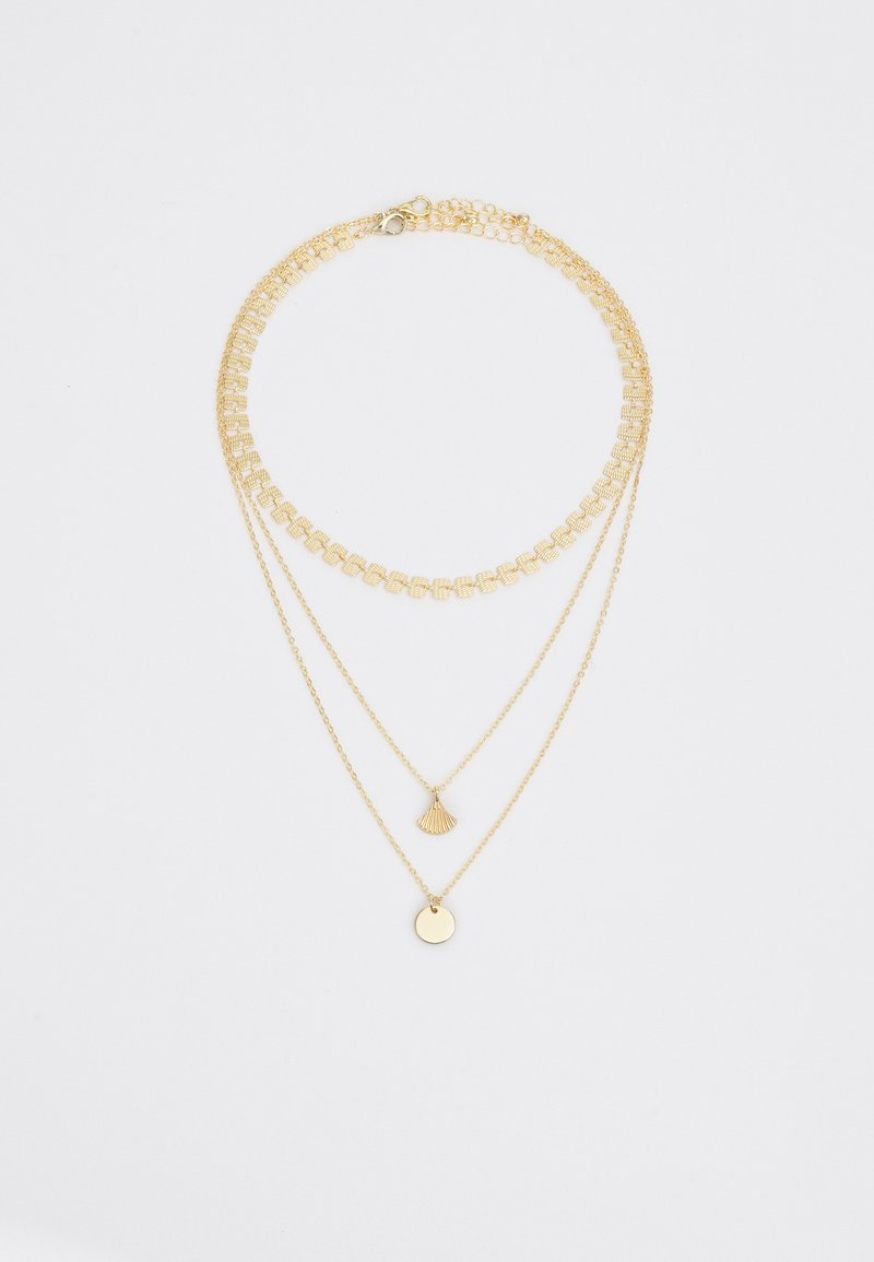 ONLY - ONLDAISY NECKLACE 2 PACK - Necklace - gold-coloured