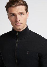 Next - Zip-up hoodie - black - 2