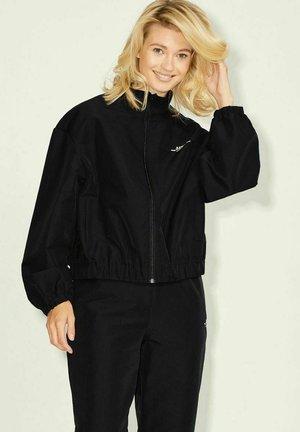 JXHAILEY ATHL - Summer jacket - black
