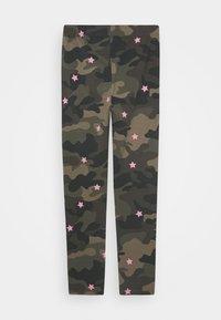 GAP - GIRL LEG - Legíny - khaki - 1