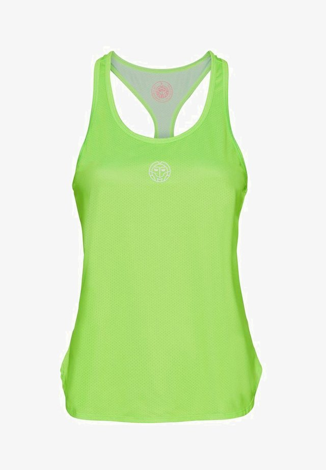 RAHEL - Top - neon green