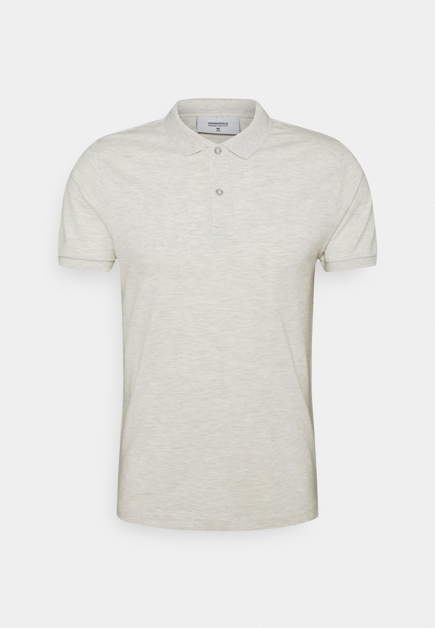 Men OVERDYED - Polo shirt