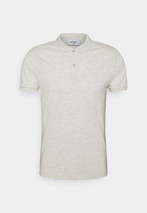 OVERDYED - Poloshirt - light grey/silver