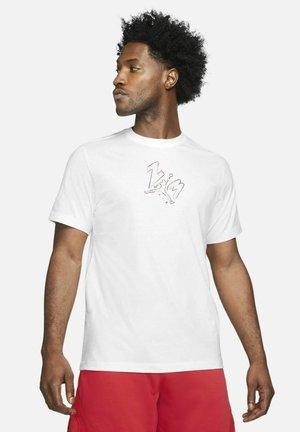 JUMPMAN  AIR - Print T-shirt - white