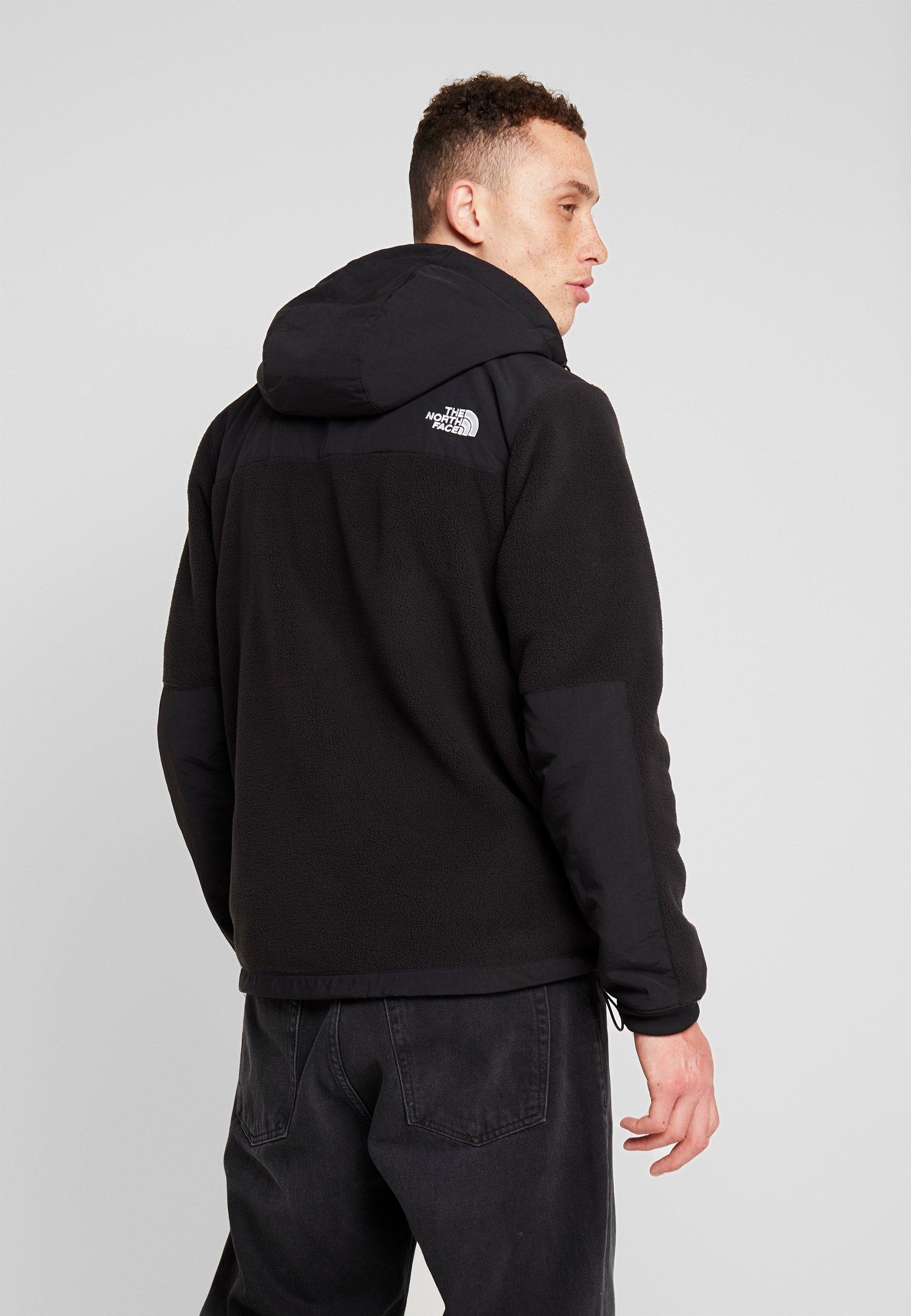 The North Face DENALI ANORAK - Sweat à capuche - black