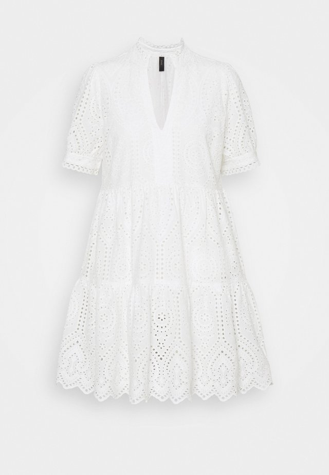 YASHOLI DRESS - Day dress - star white