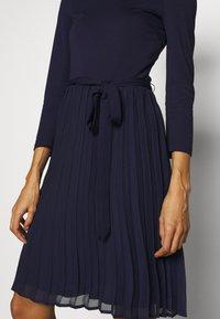 Anna Field - Denimové šaty - dark blue - 5