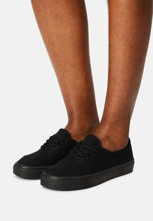 JAMIE LACE UP - Trainers - black