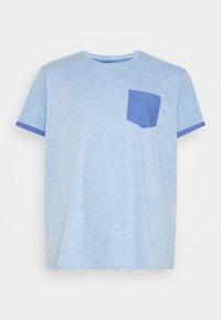 TEE - Basic T-shirt - turkish sea