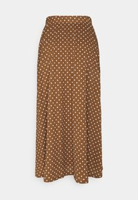 ONLY - ONLPELLA SKIRT - Maxi skirt - toasted coconut - 1