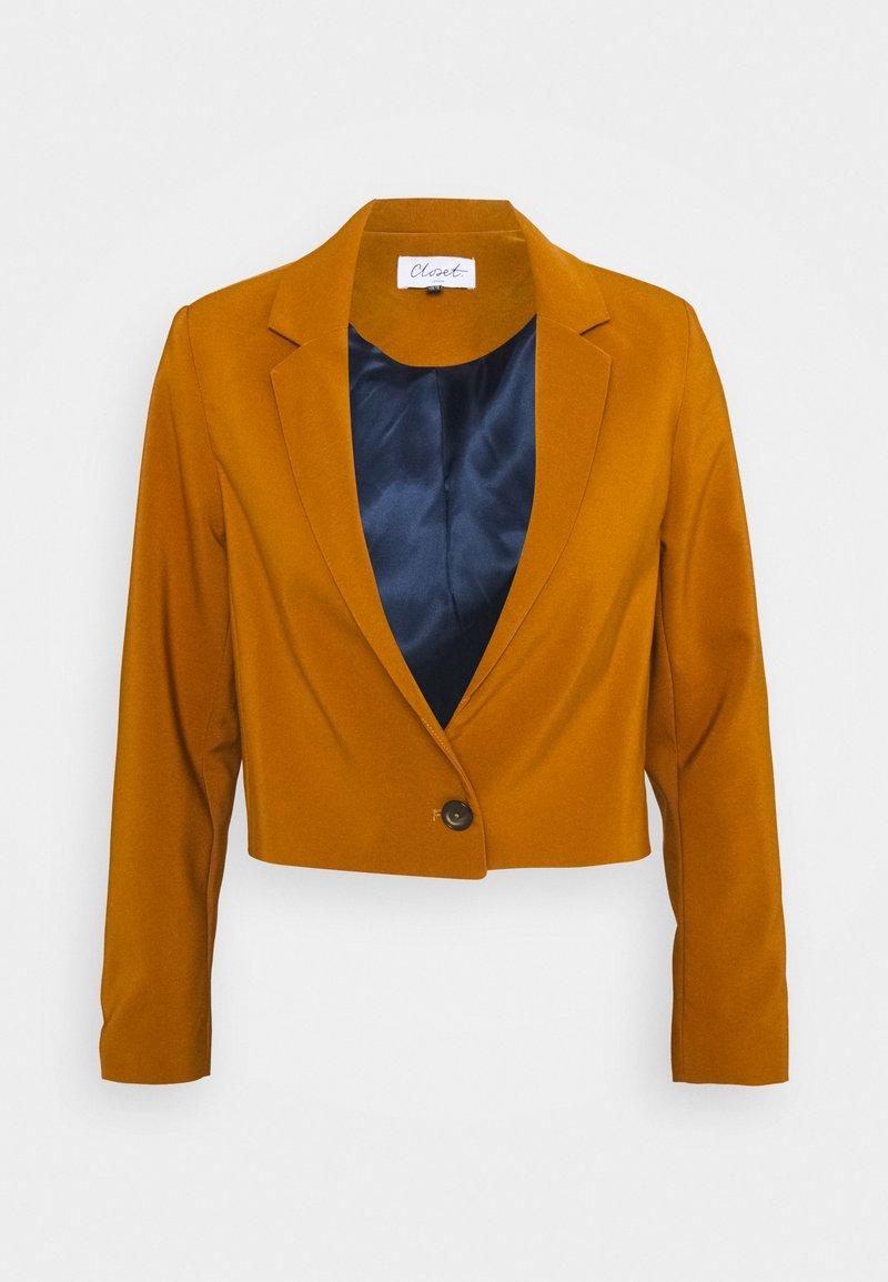 Closet - Blazer - rust