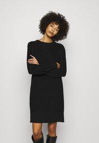 Anna Field - Balloon Sleeve - Jumper dress - black - 0