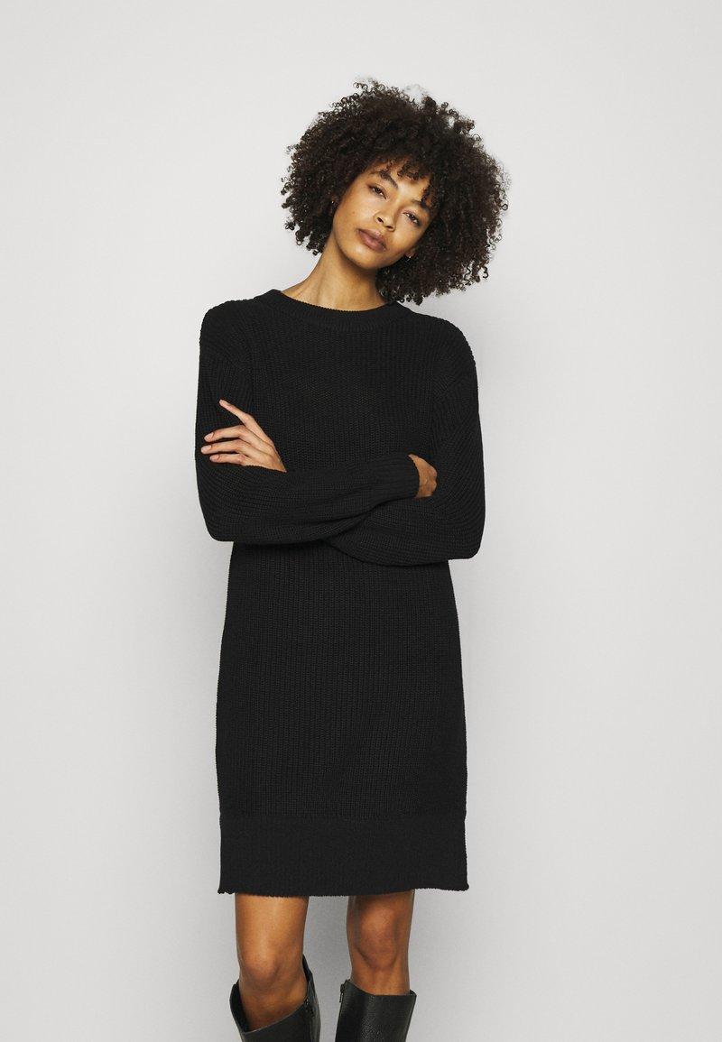 Anna Field - Balloon Sleeve - Jumper dress - black