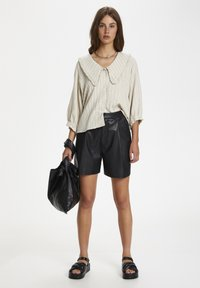 Soaked in Luxury - Button-down blouse - antique white - 1