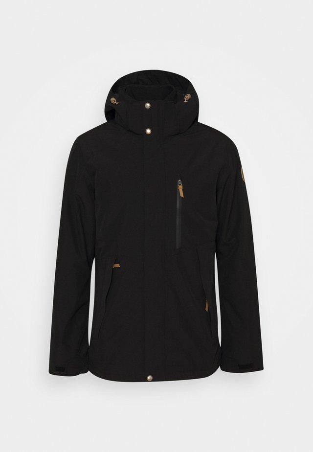 ALLSTED - Outdoorjacka - black