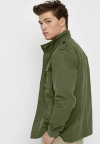 Only & Sons - Summer jacket - olive night - 3