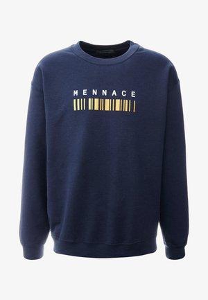 BARCODE - Sweatshirts - navy