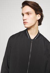 HUGO - Płaszcz wełniany /Płaszcz klasyczny - black - 3
