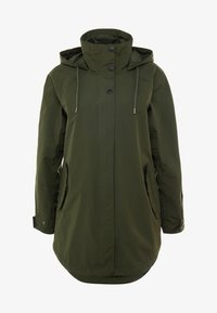 Helly Hansen - VALENTIA RAINCOAT - Outdoorjas - forest night - 5