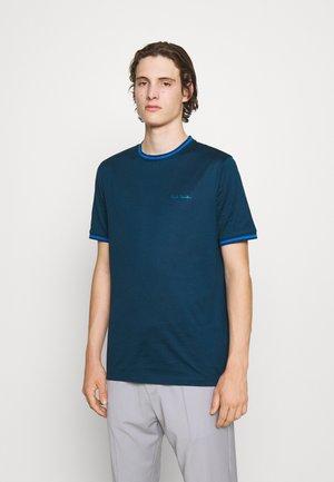 LOGO UNISEX - Print T-shirt - dark blue