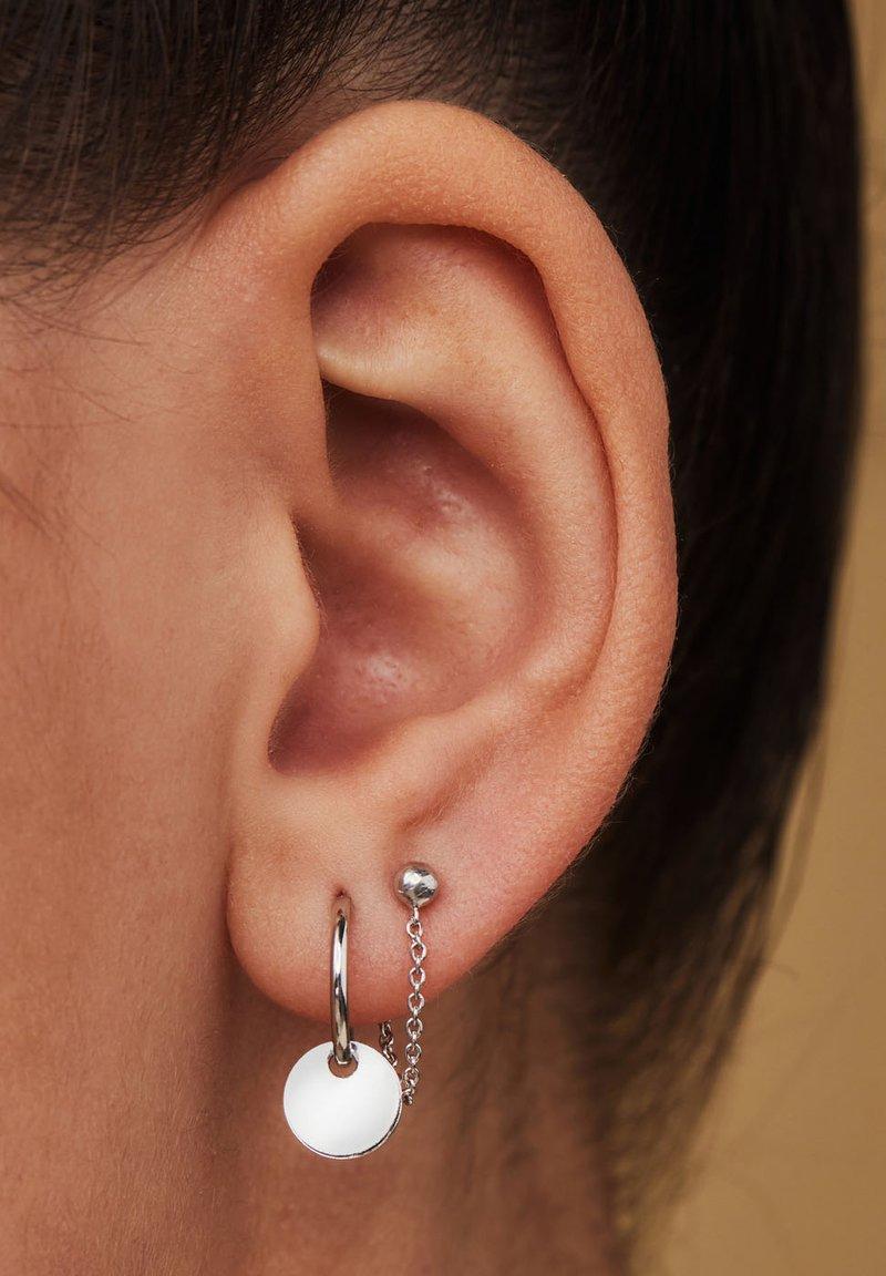 Selected Jewels - SET - Earrings - silber