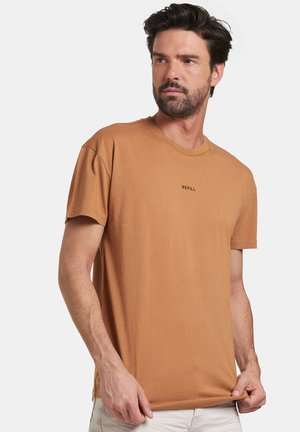 TIVO - T-shirt print - brown