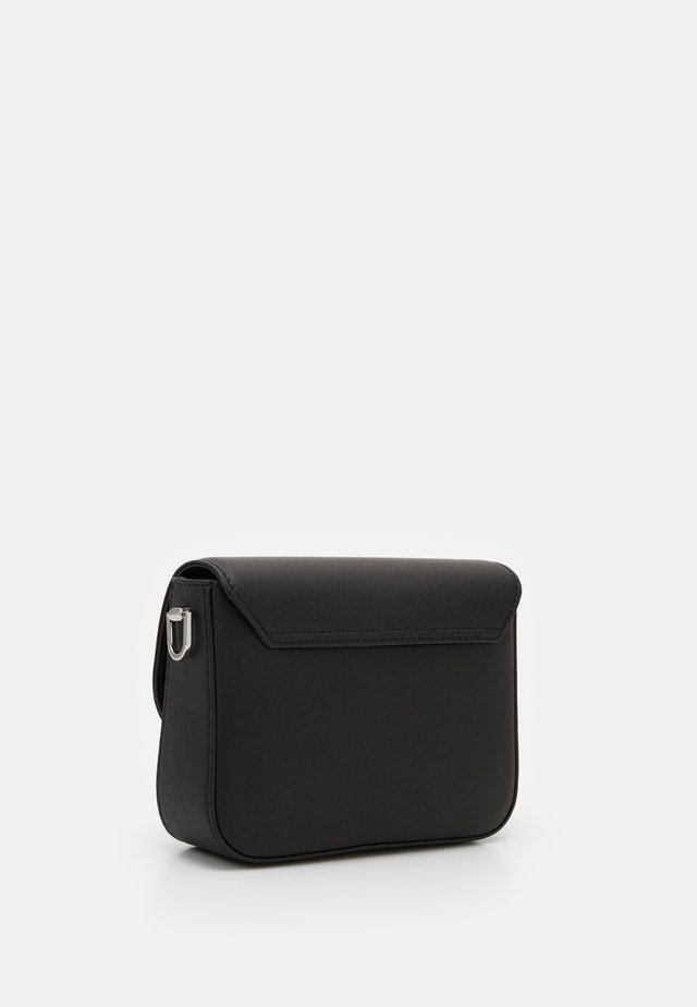 PIPER MINI CROSSBODY - Olkalaukku - black