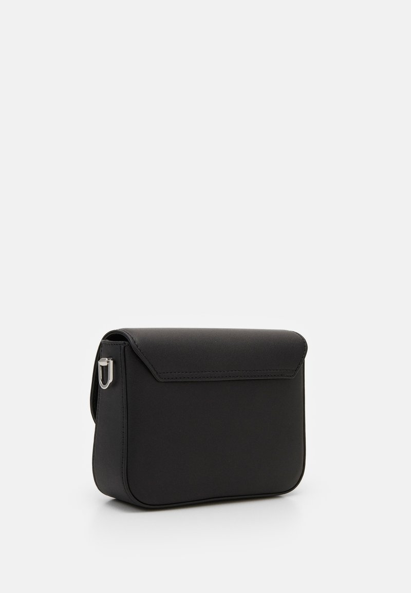 HUGO - PIPER MINI CROSSBODY - Sac bandoulière - black