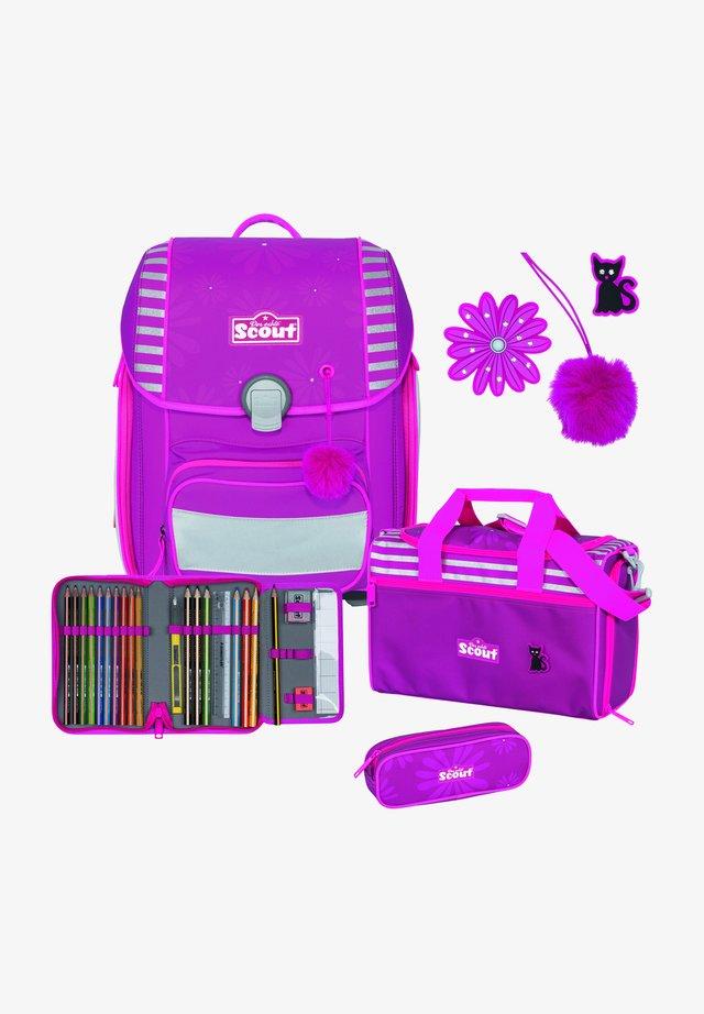 SET - School set - pretty pink