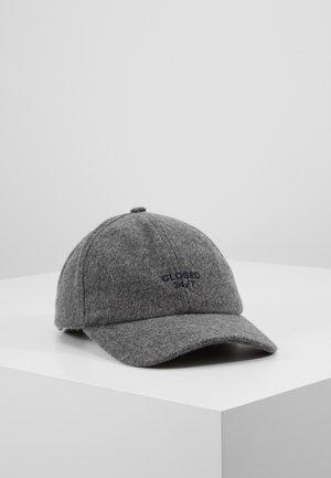 Casquette - grey heather melange