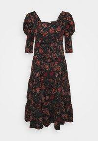Diane von Furstenberg - NORA DRESS - Day dress - medium black - 5