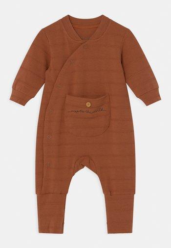 MIKKA UNISEX - Pyjamas - orange