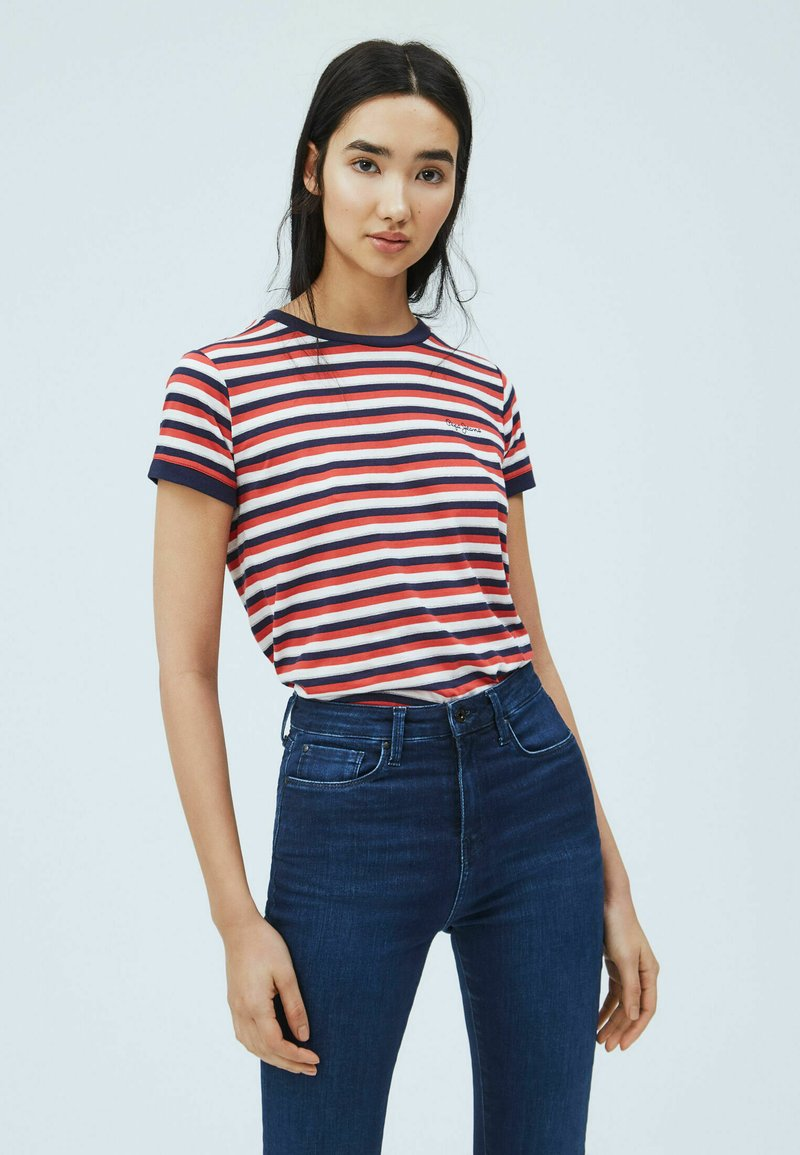 Pepe Jeans - BETHANY - Print T-shirt - multi