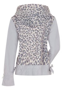 Milestone - Zip-up sweatshirt - taupe - 1