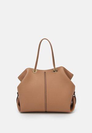 DERNLIE - Handbag - camel