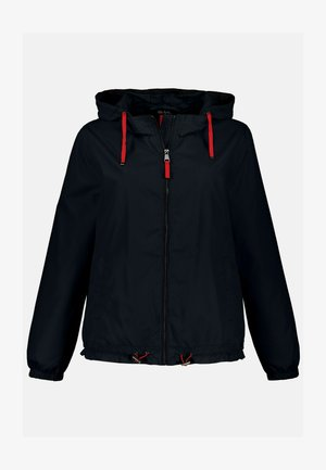 Outdoor jacket - bleu marine