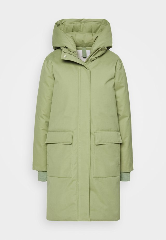 ALILLA - Winter coat - oil green
