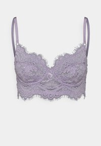 Nly by Nelly - MY LOVELY BRALETTE - Bøyle-BH - lilac - 0