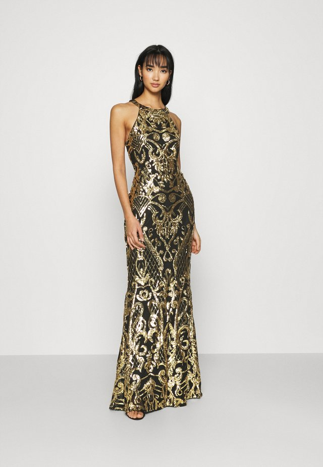 Occasion wear - black/gold