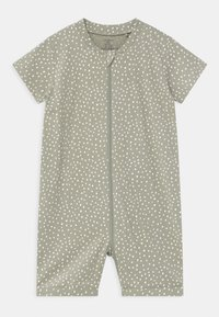 Lindex - RABBIT AT BACK UNISEX - Pyjamas - dusty green - 0