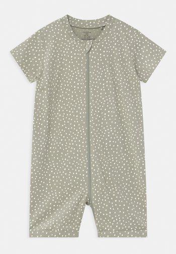 RABBIT AT BACK UNISEX - Pyjamas - dusty green