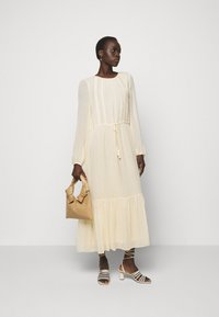 Vanessa Bruno - REBECCA - Day dress - beige - 1