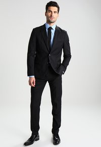 Calvin Klein Tailored - BARI SLIM FIT - Formal shirt - blue - 1