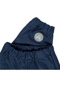 Wheat - Trousers - blue melange - 2