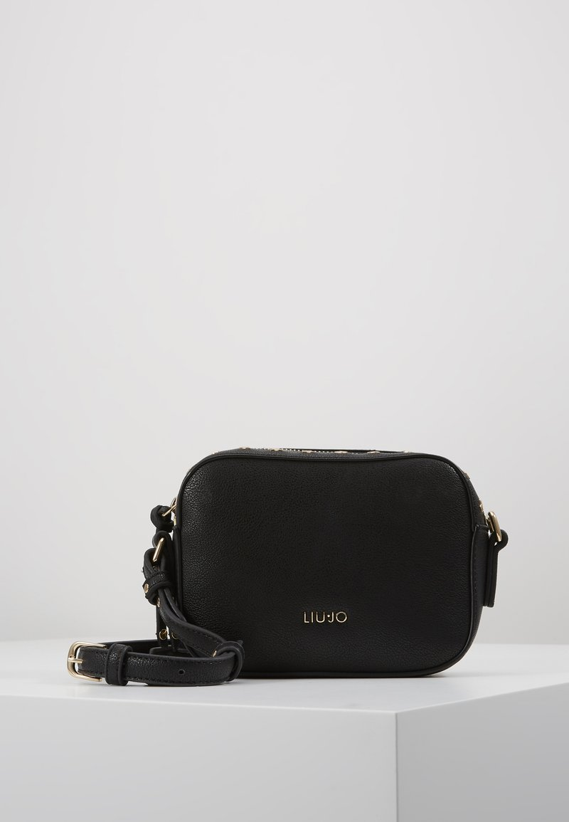 LIU JO - CROSSBODY - Schoudertas - nero