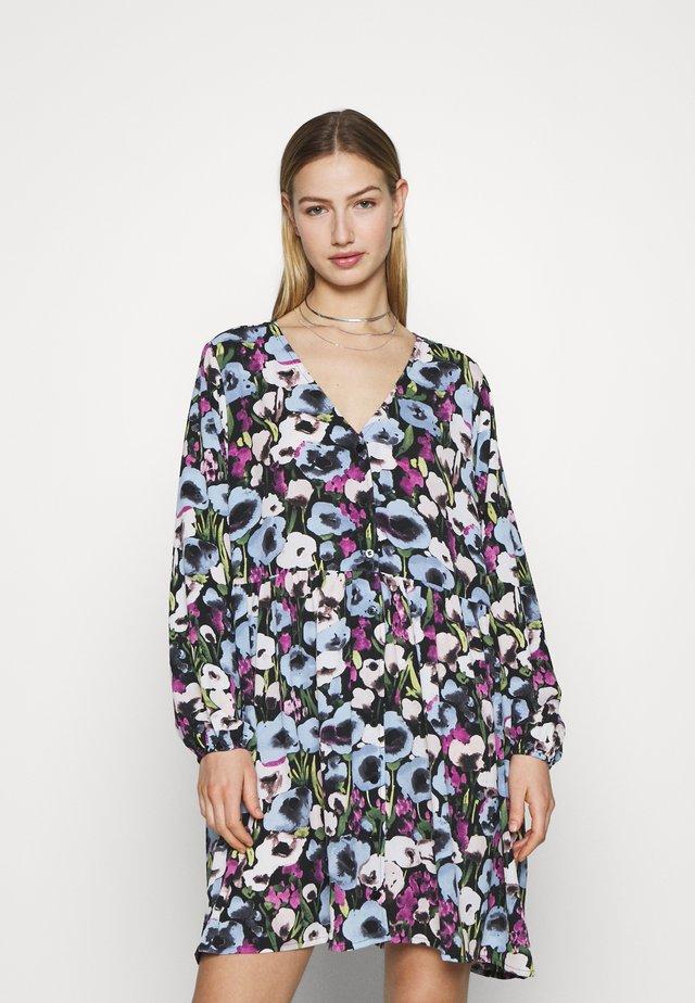 TORBORG DRESS - Sukienka letnia - blue poppy