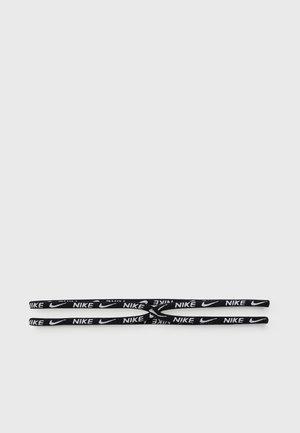 FIXED LACE HEADBAND - Andre accessories - black/white