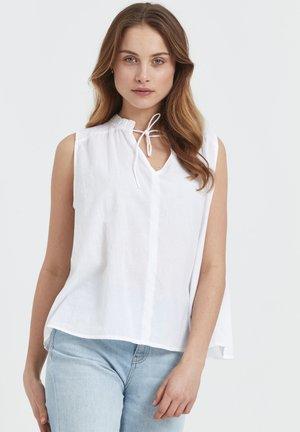 Bluser - bright white