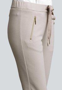 Alba Moda - Tracksuit bottoms - beige - 3